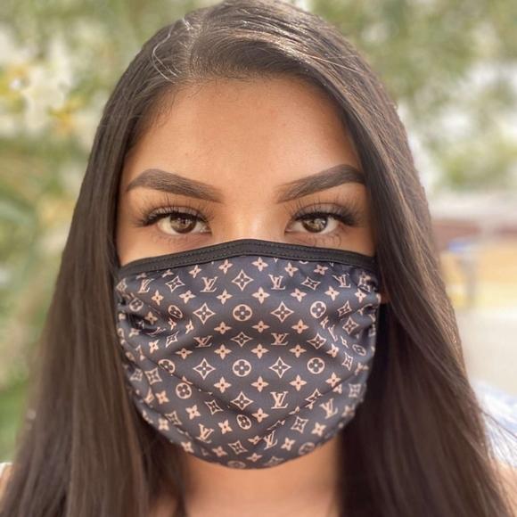 Accessories   Louis Vuitton Face Mask   Poshmark